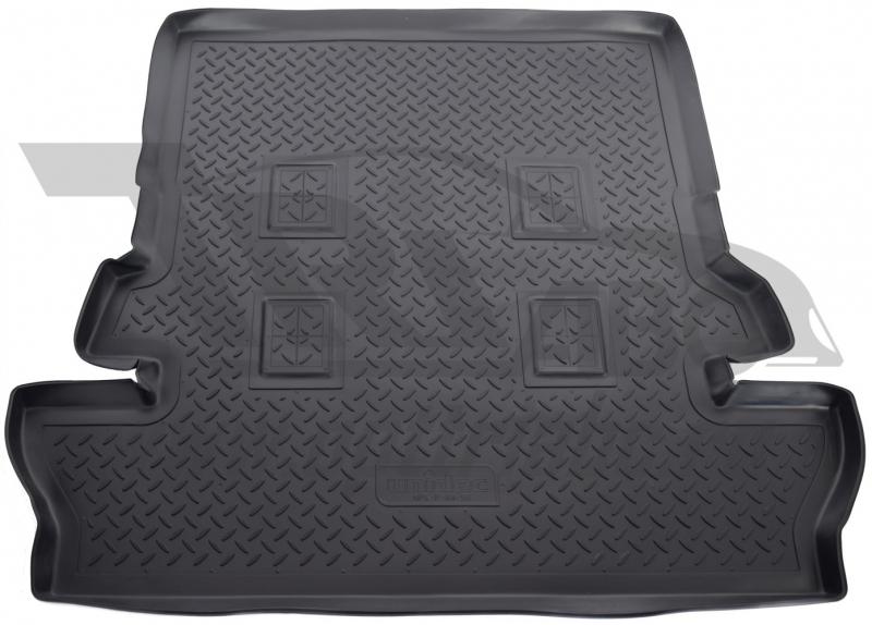 Коврик багажника для Toyota Land Cruiser (Тойота Ленд Круизер) 200 (7 мест) (2007-/ 2015-), NPLP8850
