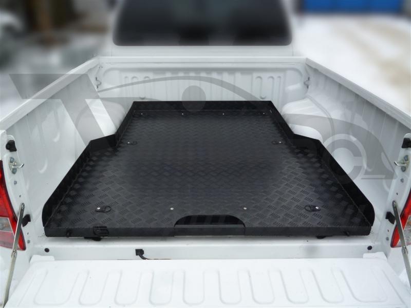 Платформа грузовая выкатная Toyota Hilux (2011-2015-, двойная кабина, короткий кузов), ABCTOHILCS06