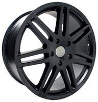 Колесный диск Ls Replica A25 8x18/5x112 D72.6 ET47 черный матовый цвет (MB)