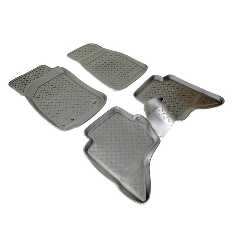 Коврики салона для Mazda (Мазда) BT-50 (2007-2012) / Ford RANGER (2007-2012), NPLPO5550