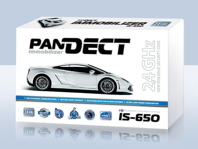 Иммобилайзер PANDECT IS650