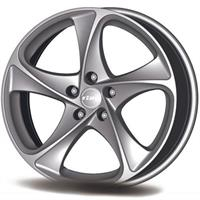 Колесный диск Rial CATANIA 8.5x19/5x120 D70.1 ET30 тёмное серебро