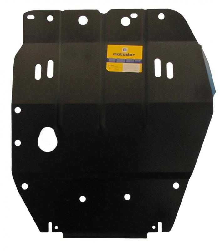 Защита картера двигателя, КПП CHRYSLER Sebring 2000-2006 Dodge Stratus II 2001- ГАЗ Siber 2008-2012