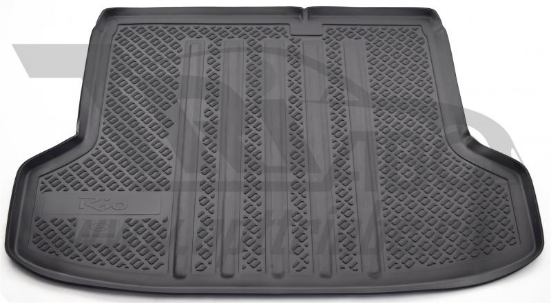 Коврик багажника для Kia Rio (Киа Рио) Седан (2005-2010), NPLP4335