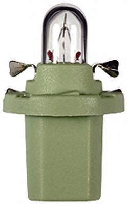 Лампа, 12 В, 2 Вт, BAX, BX8,5d, HELLA, 8GA 007 997-221