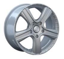 Колесный диск Ls Replica VV32 7.5x17/5x130 D60.1 ET50 серебристый (S)