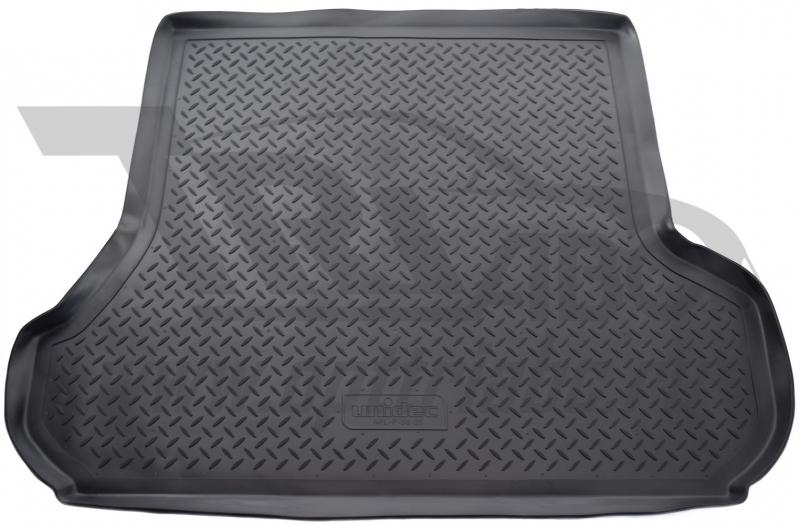 Коврик багажника для Toyota Land Cruiser (Тойота Ленд Круизер) 100 (пятиместный)/ Lexus LX 470 (1998