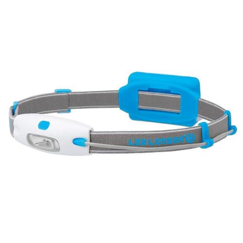 Фонарь налобный LED Lenser NEO Синий, 6110