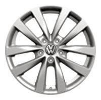 Колесный диск Ls Replica VW26 7.5x17/5x112 D72.6 ET51 серебристый (S)