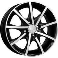 Колесный диск Кик Алькор 5.5x14/4x98 D67.1 ET35 алмаз черный