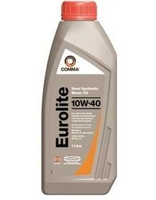 Моторное масло COMMA 10W40 EUROLITE, 1л, EUL1L