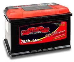 """Батарея аккумуляторная """"Plus"""""""