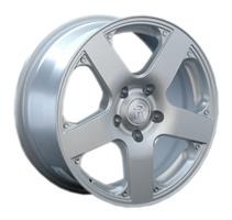 Колесный диск Ls Replica CHR4 7x16/5x114,3 D67.1 ET33 серебристый (S)
