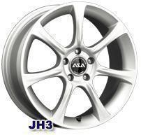 Колесный диск Asa JH3 8x18/5x114,3 D73.1 ET35 Хром