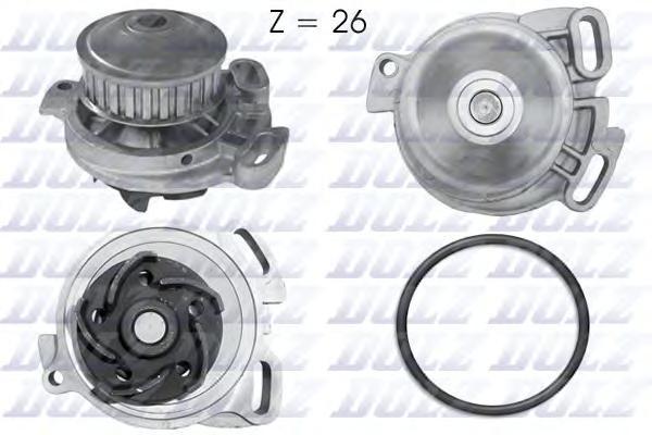 Водяной насос, DOLZ, A152