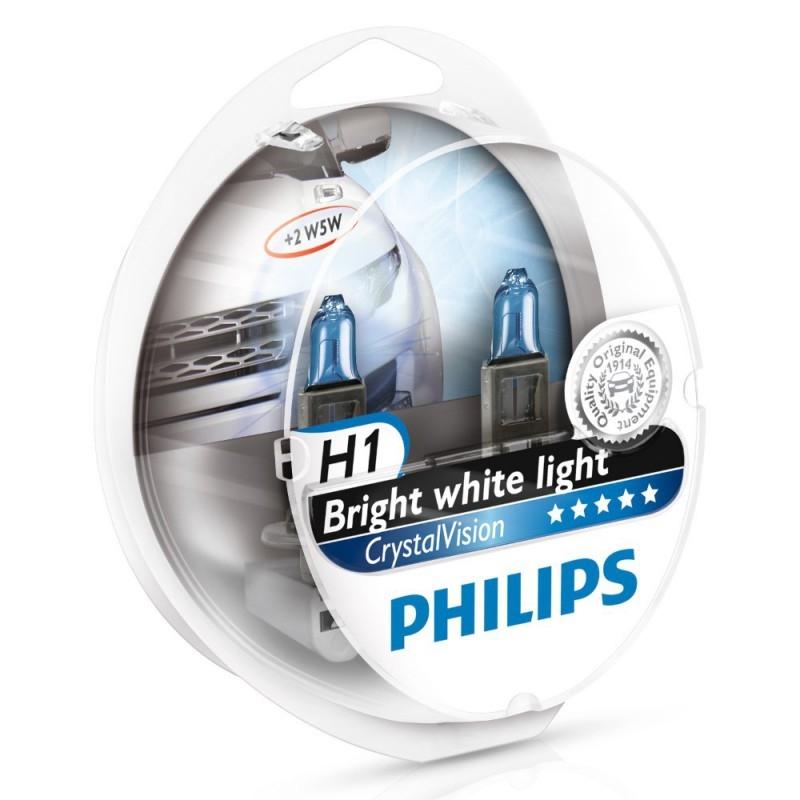 "Лампа ""Cristal Vision"", PHILIPS, 12258CVSM"