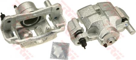 Суппорт тормозной, передний левый, TRW, BCX728