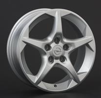 Колесный диск Ls Replica GM46 6x15/5x105 D56.6 ET39 серебристый (S)