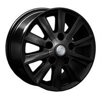 Колесный диск Ls Replica TY43 8.5x20/5x150 D74.1 ET60 чёрный с дымкой (MB)