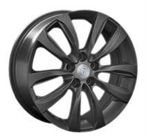 Колесный диск Ls Replica ki25 7x18/5x114,3 D66.1 ET35 серый глянец (GM)