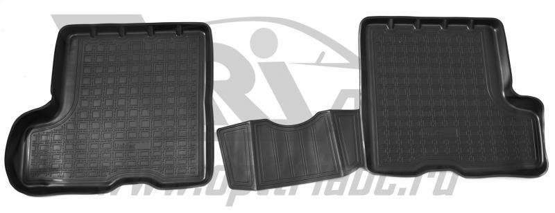 Коврики салона для Lada X-Ray (2015-) (с ящиком под сиденьями), NPA11C94751