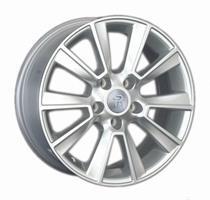 Колесный диск Ls Replica VW134 6.5x16/5x112 D57.1 ET33 серебристый (S)