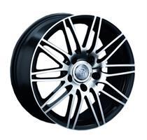 Колесный диск Ls Replica VW128 9x20/5x130 D71.6 ET57 черный с дымкой полностью полированный (MBF)