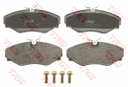 Колодки дисковые Передние, TRW, GDB1574