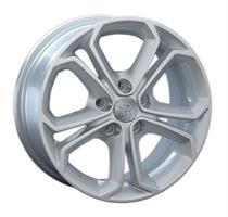 Колесный диск Ls Replica GN89 6.5x15/5x105 D56.6 ET39 серебристый (S)