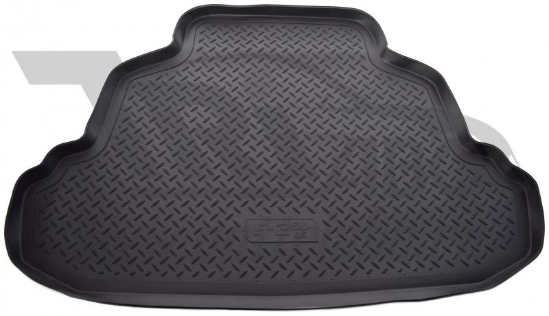 Коврик багажника для BYD F3 Седан (2005-), NPLP1803