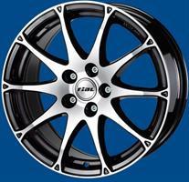 Колесный диск Rial Bari 7.5x18/5x108 D65.1 ET38 черный