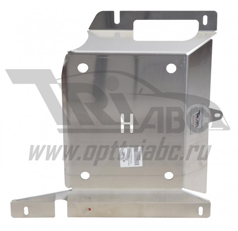 Защита абсорбера топливной системы Hyundai SantaFeV-все(12-12.2013)/Kia Sorento (Киа Соренто)V-все(1