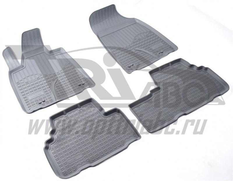 Коврики салона для Lexus RX (AL1) (2009-) (серый), NPA11C47703GREY