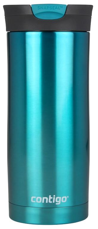 Термокружка Contigo Huron, зеленый, 470мл, 10000552