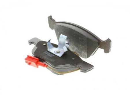 Колодки дисковые Передние, TRW, GDB1445