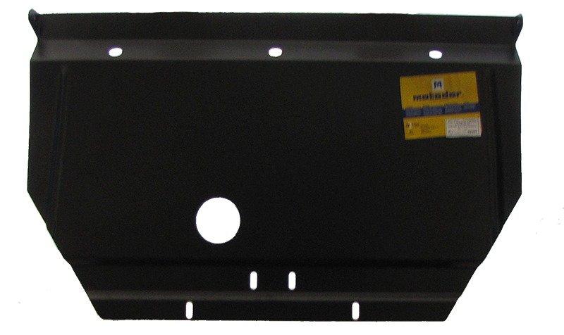 Защита картера двигателя, КПП Subaru Legacy II 1994-1998 V=2,5 (сталь 2 мм), MOTODOR02201