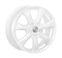 Колесный диск Ls Replica TY30 6.5x16/5x114,3 D60.1 ET45 белый (W)