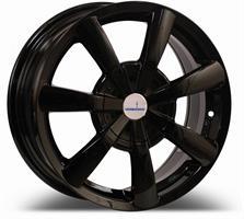 Колесный диск Devino EMR 452 7x16/5x108 D74.1 ET45 черный (FB)