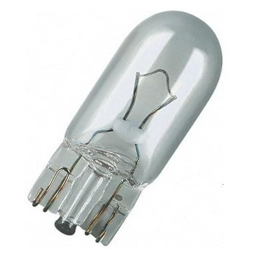 """Лампа """"Indicator lamps with wedge base"""", 12 В, 5 Вт, W5W, W2,1x9.5d, NARVA, 17177_B2"""