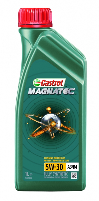 Моторное масло CASTROL Magnatec A3/B4, 5W-30, 1л, 58562