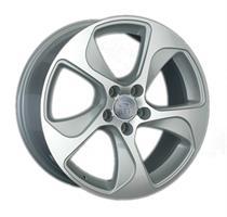 Колесный диск Ls Replica VV150 7x16/5x112 D57.1 ET45 серебристый , полированнная лицевая сторона дис