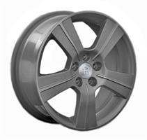 Колесный диск Ls Replica SB11 6.5x16/5x100 D57.1 ET48 серый матовый (GM)