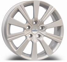 Колесный диск Devino EMR 457 6.5x15/5x114,3 D74.1 ET45 серебро (SS)