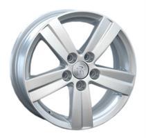 Колесный диск Ls Replica VW58 6x15/5x112 D57.1 ET47 серебристый (S)