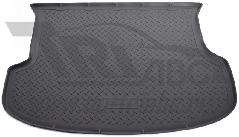 Коврик багажника для Kia Sorento (Киа Соренто) (2009-2012) (5-ти местный), NPLP4365N