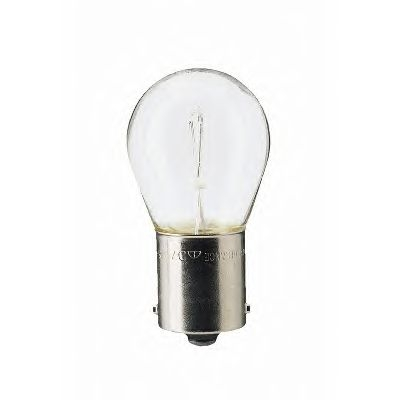 "Лампа ""EcoVision"", 12 В, 21 Вт, PY21W, BA15s, PHILIPS, 12498 ECOB2"