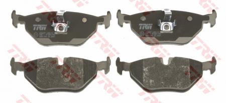 Колодки дисковые Задние, TRW, GDB1344