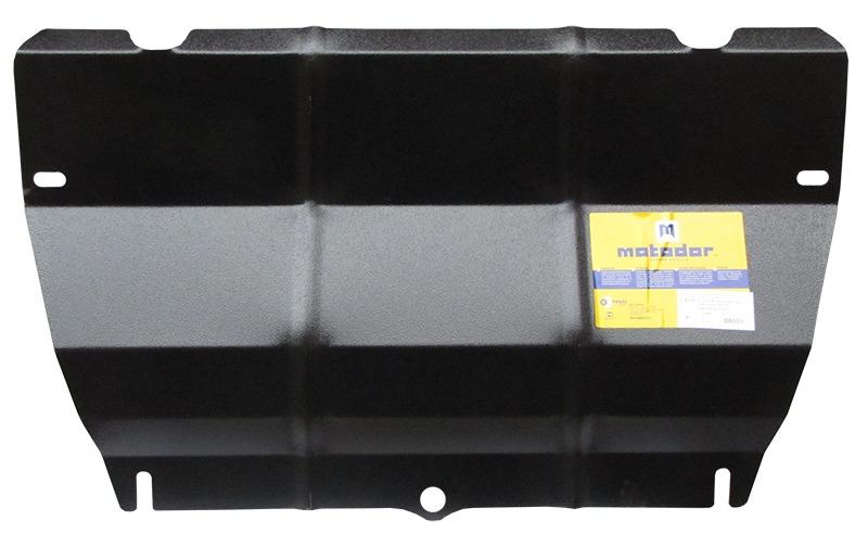 Защита картера двигателя Infiniti FX35 2003-2009 V= все (сталь 2 мм), MOTODOR08001