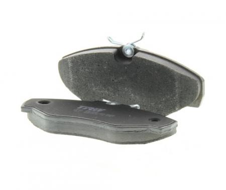 Колодки дисковые Передние, TRW, GDB1478