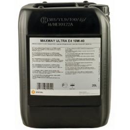 Моторное масло STATOIL MaxWay Ultra E4, 10W-40, 20л, 1001027